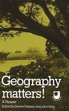Geography Matters!: A Reader