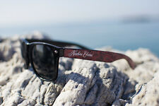 NORTHERN GARMS ROSE WAYFARER SUNGLASSES £12.00 UV 400 RAY SILK SUMMER BAN SIK..