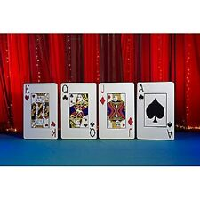 GIANT PLAYING CARDS STANDEES  *  las vegas * casino * party decorations