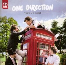 One Direction CD Take Me Home - Europe (EX+/EX+)