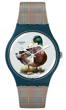 SWATCH Armbanduhr Duck-Issime SUON118