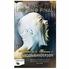 Nacidos de la Bruma: El Imperio Final Vol. 1 by Brandon Sanderson (2012,...
