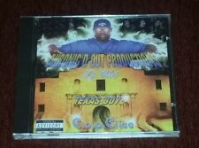 C.O.P. Clicc - Texas Boyz G-Funk Dallas! TEXAS! HOUSTON NEW! OOP! RARE! DJ WEED