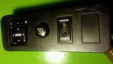 1998 toyota camary mirrow dimmer security switches