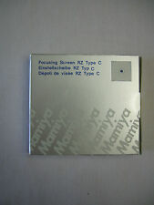 """BRAND NEW"" Mamiya RZ67 Type ""C"" Focusing Screen 212-424 for all RZ67 Cameras"
