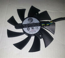87mm 12V 0.55A 4pin PLA09215B12H Fan For Video card MSI N560,570 580GTX HD6870