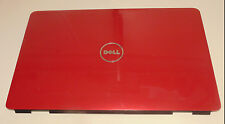 GENUINE Dell Inspiron 1545 LCD Red Back Cover #T234P