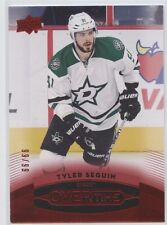 TYLER SEGUIN 2015-16 UPPER DECK UD OVERTIME RED RUBY PARALLEL 99/99