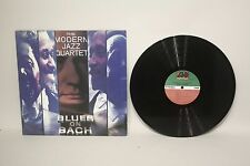 The Modern Jazz Quartet- Blues On Bach- Vinyl LP-SD 1652-B782