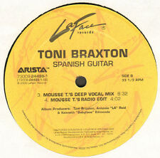TONI BRAXTON - Spanish Guitar (Only Side A / B) - La Face
