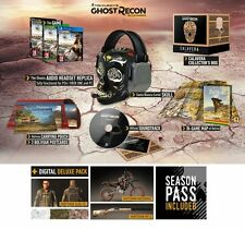 PS4 XBOXONE PC - Tom Clancy's Ghost Recon Wildlands Calavera Collector's Case