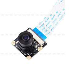 Camera Module Board 5MP 160° Wide Angle Fish Eye + Night Vision For Raspberry Pi