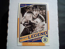 2012-13 OPC O-Pee-Chee Marquee Legend Bruins Ray Bourque #506