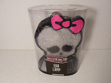 Monster High EVA Lamp Light Nightlight New Night Table or Dresser Skull Lamp