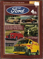 Ford - Petersens Complete Ford Book USA Customs Street Rods Mustang Cobra Pinto