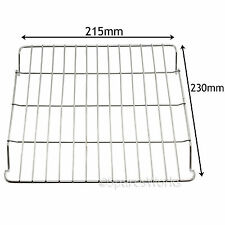 Square Chrome Rack Tray for Smeg Oven Cooker Grill Pan Spare Part