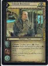 Lord of the Rings CCG - Mount Doom - Corsair Boatswain #37 Foil
