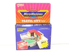 ORIGINAL 1987 MICRO MACHINES GALOOB TRAVEL CITY SUBURBAN HOUSE VERY RARE!