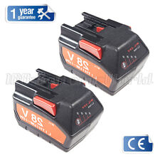 2 battery packs for Milwaukee 28V Battery V28 Sawzall Reciprocating Saw uk
