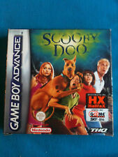 SCOOBY DOO  - GBA NUOVO - GAME BOY - GAMEBOY