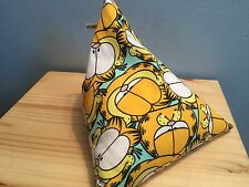 iPad, tablet, kindle lap cushion / stand / beanbag / pillow GARFIELD TECHSACK®