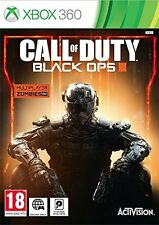 Call Of Duty Black Ops III Xbox 360 Brand New & Factory Sealed
