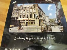 "BR1055 UK 12"" 33RPM MACOLL & SEEGER ""SATURDAY NIGHT AND THE BULL & MOUTH EX"