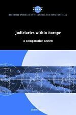 Judiciaries within Europe: A Comparative Review (Cambridge Studies in -ExLibrary