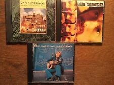 Van Morrison [3 CD ALBUM] Moondance + Saint Dominic 's Preview + Live Belfast