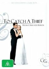 To Catch A Thief DVD 2008, Collectors Edition, R 4, Fast & Cheap Post ...1777