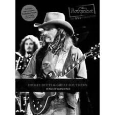 "DICKEY BETTS & GREAT SOUTHERN "" ROCKPALAST.."" 2 DVD NEU"