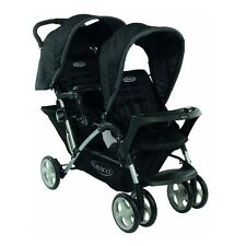 Graco Stadium Duo Pushchair (Oxford Black)