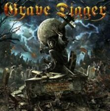 Exhumation: The Early Years by Grave Digger (CD, Oct-2015, Napalm Records)