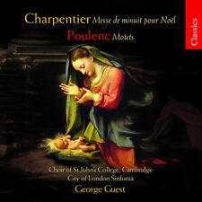 St. John's College C - Messe de Minuit Pour Noel / Motets [New CD]