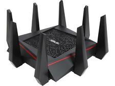 ASUS RT-AC5300 Wireless AC5300 Tri-Band MU-MIMO Gigabit Router, AiProtection wit