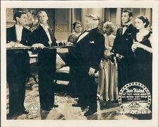 Scene From 1930s Paramount Movie Two Fisted  Press Photo