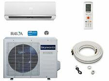 Super Efficient 9,000 BTU Ductless Mini Split Air Conditioner Heat Pump 3/4 Ton