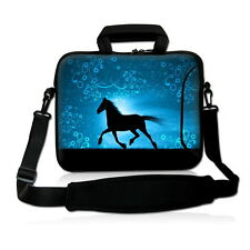 "New Horse 17"" Laptop Shoulder Bag Messenger Case For 17.3 HP ASUS Toshiba Lenovo"