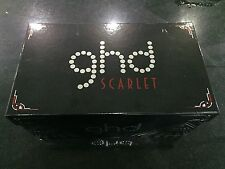 GHD Hair Straightners Scarlett Deluxe Limited Edition Styler Brand New Unused BN