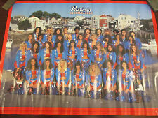 NEW ENGLAND PATRIOTS CHEERLEADERS 1994 SQUAD PICTURE POSTER