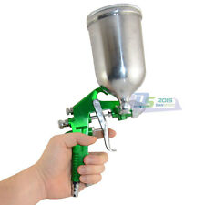 Pro 1.5mm Nozzle 400cc Gravity Feed Paint Spray Gun Sprayer Air  Automotive Nice