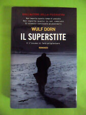 DORN.IL SUPERSTITE.CORBACCIO 1° EDIZIONE 2011