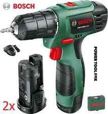 10 only - Bosch PSR1080 Li-2 10,8V Combi Drill/Driver 06039A2171 3165140835756