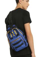 Fallout 4 Vault Boy 111 Sling Backpack Slingback Tactical School Book Bag NWT!