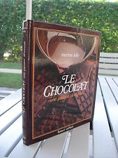LE CHOCOLAT UNE PASSION DEVORANTE BY MARTINE JOLLY 1983
