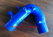 "silicone turbo air intake induction pipe for Subaru Impreza GDB 01-06  3"" inlet"