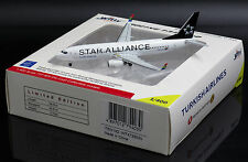 "South African Airways B737-800 "" StarAlliance "" Scale 1:400 Diecast    WT4738020"