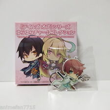 TALES OF SERIES YURA-YURA CHARM - ASBEL - CELL PHONE STRAP GRACES JAPAN NEW