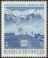 Austria 1968 University Winter Games/Sports/Skiing/Ski Jump/Stadium 1v (at1057a)
