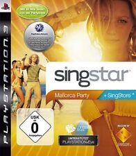 Playstation 3 Singstar MALLORCA PARTY TopZustand